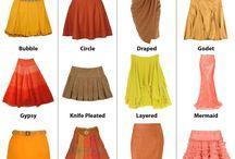 Clothing - Skirt