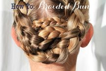 Hair Tutorials! / by Linen, Lace, & Love