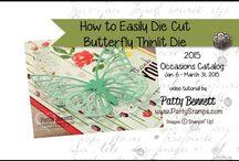 Big shot cutting machine tutorials / by Safiya AJ