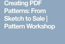 Pattern drafting resources