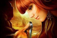 Lady fox / by Doina Karaman