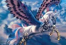 zebra unicórnios