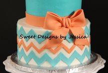 Amy birthday cakes