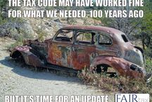 Fairtax / Repeal and abolish the IRS!