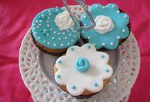 Cupcakes Tiffany / Tiffany