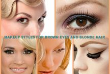 BROWN EYES MAKEUP / Got brown eyes? Get eye makeup TIPS and eye makeup IDEAS for BROWN EYES of different EYE SHAPES, including best eye shadow colors! Get the perfect combination of eye makeup application techniques using eyebrow pencil, mascara, eyeshadow for brown eyes, and authentic Siberian mink eyelash extensions and mink eyelashes, to complete your PERFECT EYE MAKEUP look.