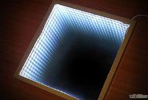 espejos infinitos