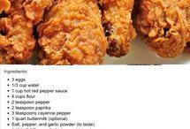 chicken dish like KFC