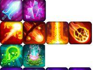 Game - spells