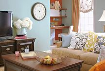 family room / by Amber Frick