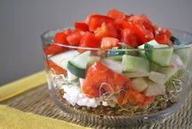 Vegeterian Meals / by Am_Bam1000