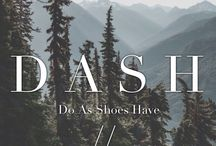 Dash / Meita & fajar shoes brand