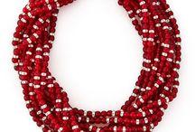 korálkování náhrdelníky