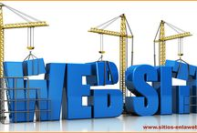 Sitios en la web / Contenidos internos de Sitios en la web