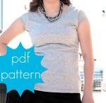 Plus size PDF Patterns