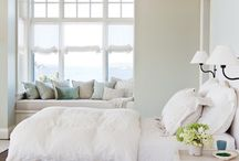 Guest Bedrooms / by Kelsey Bohl