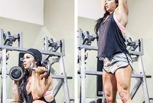 Workouts / Get ur pump on !