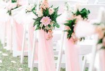 WEDDING || BLUSH & PINK