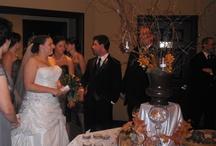 Samantha & Carlton / Sam & Carls' wedding reception at Bartlett Hills Golf Club. Voted Best of Weddings by the Knot 2013.