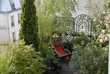 Balcon gardening