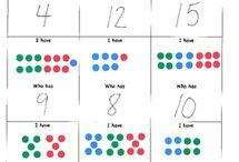 kindergarten - math