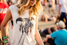 It's Festival Time / Fashion for festivals