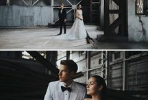 wedding industrial