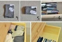 Organizace pokoje/ložnice