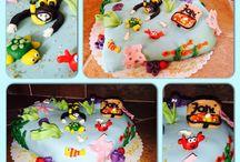 Cake...my hobby / Cake works...amateur ... Saját munkáim