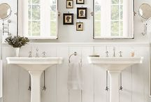 | powder rooms | / Bathroom Styles & Decor