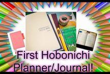 Planner/Journal Supply Hauls