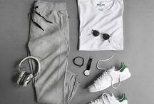 Erkek giyim spor