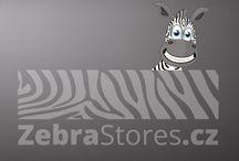 ZebraStores.cz - Síť internetových obchodů se sportovním vybavením a obuví / www.ZebraStores.cz