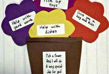 Mother's Day School Crafts / by Jennifer Cowart