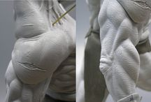 sculture clay