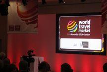World Travel Market - London -  2014 / Seminar on Creative Tourism by Caroline Couret. Conférence sur le tourisme créatif, présentée par Caroline Couret