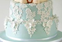 Wedding Cakes, Cupcakes & Toppers / by A Love Story Wedding & Event Planning