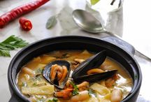 Zuppe, minestre e passati