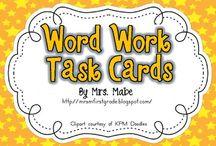 Word Work / by Kim Seaford