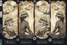 Steampunk / Steampunk Art and inspiration / by Gina Bartlett