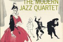 LP hoezen  Jazz