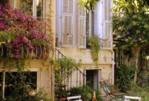 Provence and French country side