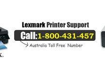 Lexmark Printer Support Australia 1-800431457