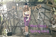 Spring/Summer 2013 / Mimi Chica S/S 13 lookbook, get your cowboy boots on and enjoy the ride