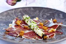 Veggies - White Asparagus & Scamorza