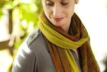 Scarves Knit & crochet