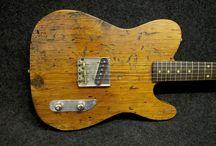 Rebel Relics Guitars / Guitars