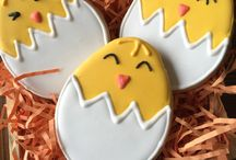 Sugar Cookies Art