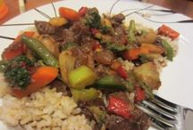Beef & Pork Recipes / by Renae Sebade Johnson