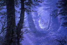 Magiczne krajobrazy